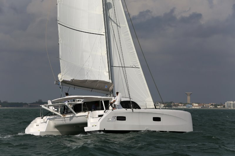 2023 OUTREMER 45