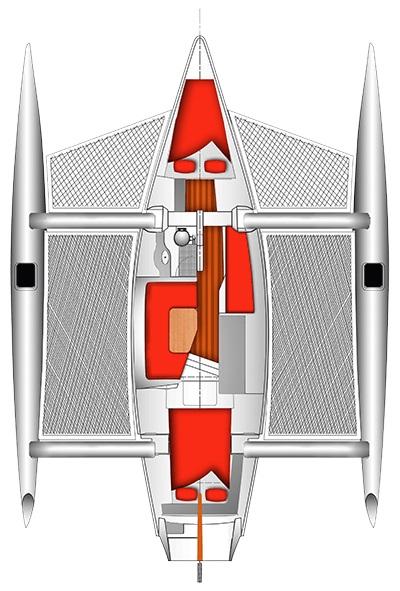 Corsair 37 Cruiser